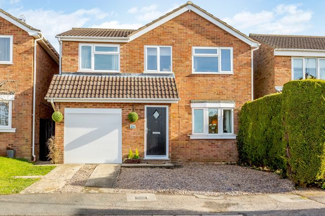 Thumbnail Detached house for sale in Ancaster Road, Stamford, Lincolnshire