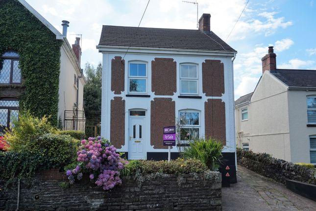 Thumbnail Detached house for sale in Derwen Road, Pontardawe
