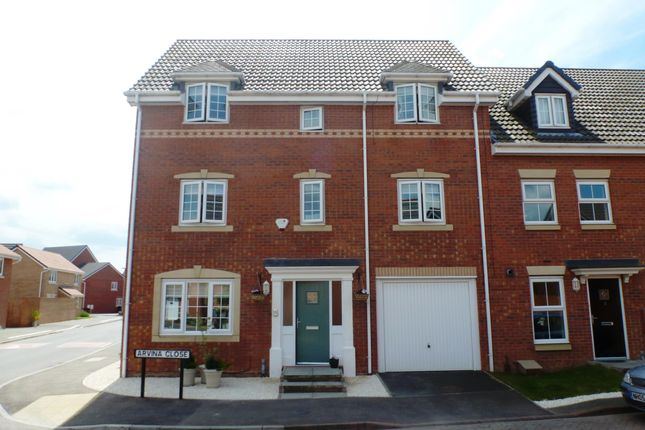 Thumbnail End terrace house to rent in Arvina Close, North Hykeham, Lincoln