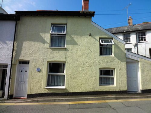 Thumbnail End terrace house for sale in Copperhill Street, Aberdovey, Gwynedd