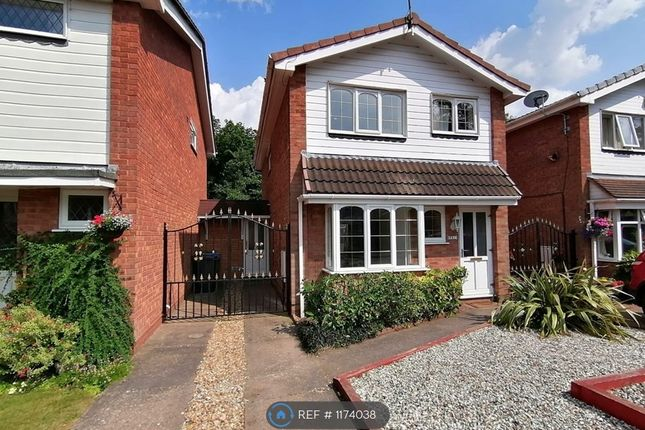 4 bed detached house to rent in Coltsfoot View, Cheslyn Hay, Walsall WS6