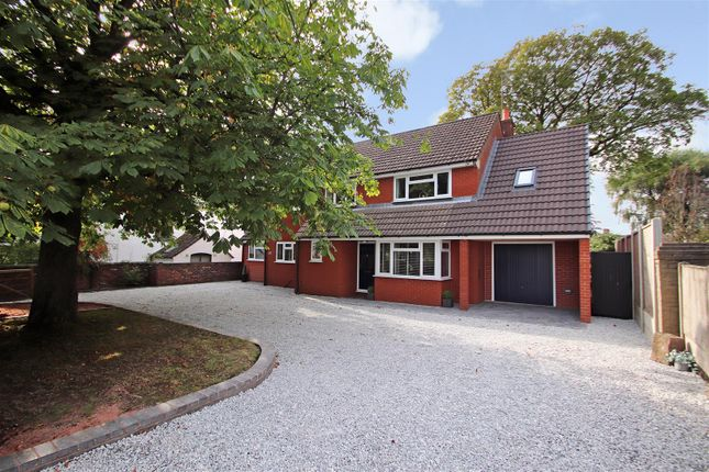 Thumbnail Detached house for sale in Windmill Hill, Rough Close, Stoke-On-Trent