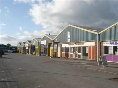 Thumbnail Light industrial to let in Central Trading Estate, Marley Way, Chester, Saltney, Flintshire