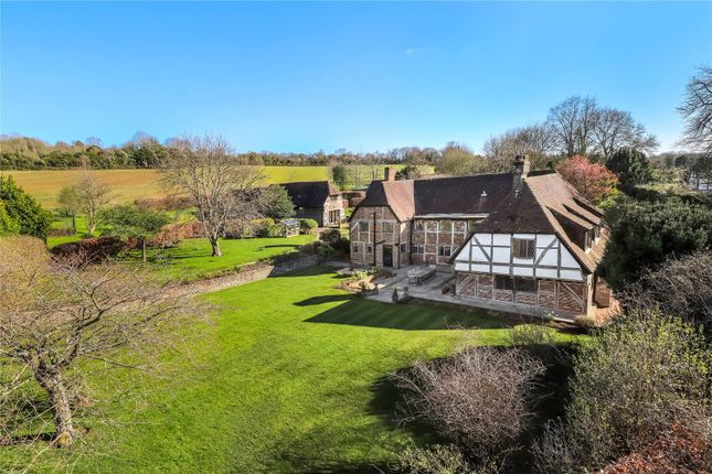 Thumbnail Detached house for sale in Cole Hill, Soberton, Hampshire