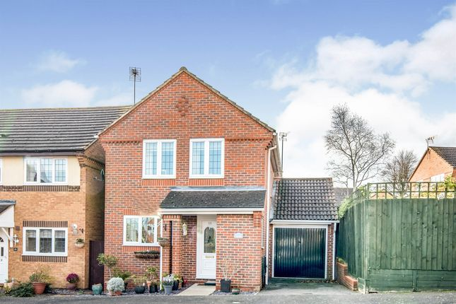 3 bed detached house for sale in Wingate Drive, Ampthill, Bedford MK45