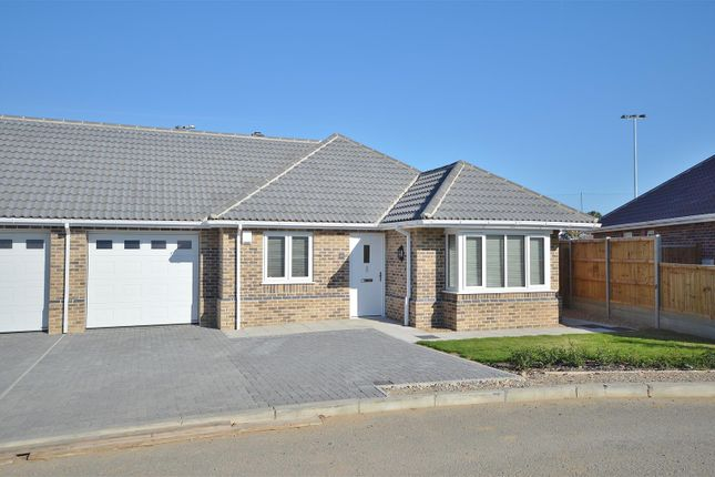 Thumbnail Detached bungalow for sale in Gainsford Gardens, East Clacton, Essex