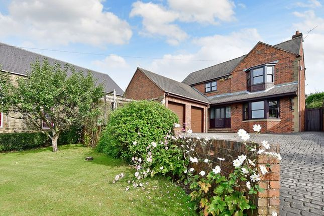 4 bed detached house for sale in The Gables, High Street, Apperknowle S18