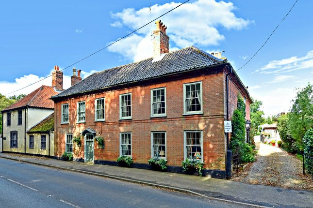 Thumbnail Detached house for sale in Chequers Street, Docking, King's Lynn