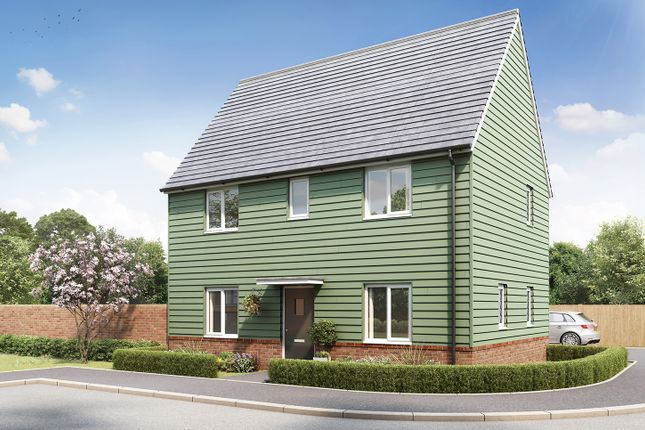 Thumbnail Semi-detached house for sale in Old Castle Road, Longhedge, Salisbury