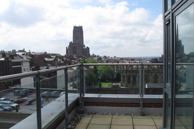 Thumbnail Flat to rent in City Gate, 9 Oldham Street, Liverpool