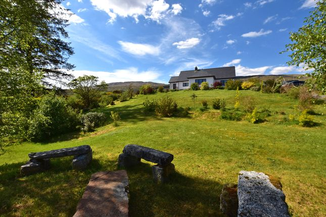 Thumbnail Bungalow for sale in Upper Scotstown, Strontian, Acharacle