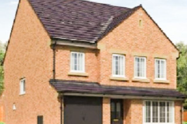 Thumbnail Detached house for sale in The Whiteless House Type, Plot 5/8/26, Thorncliffe Road, South Development, Barrow-In-Furness, Cumbr