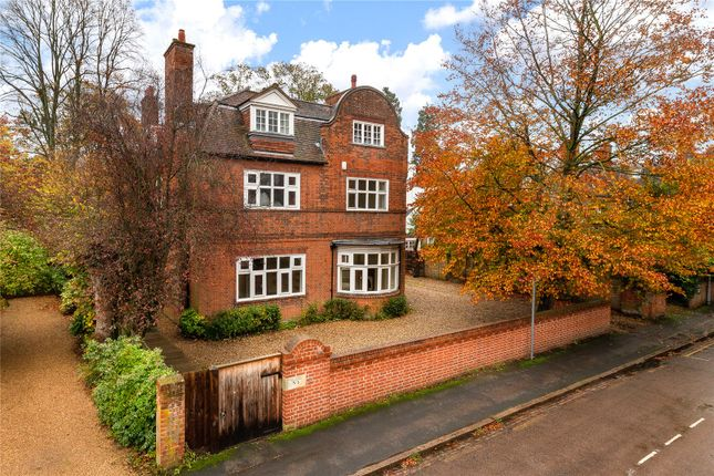 Thumbnail Detached house for sale in Selwyn Gardens, Cambridge