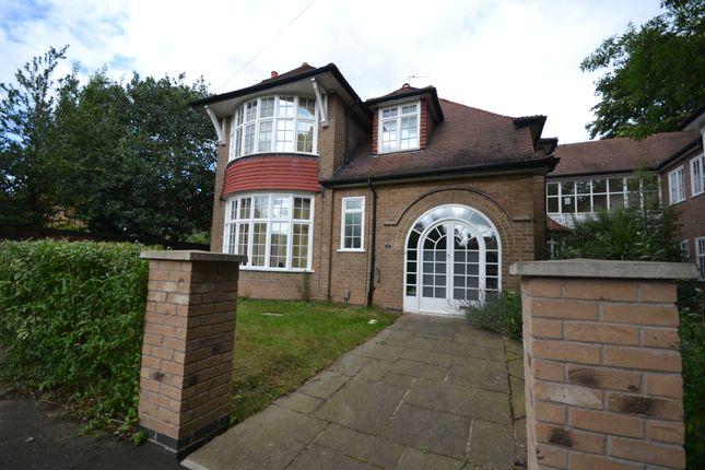 Thumbnail Semi-detached house to rent in Elm Avenue, Beeston, Nottingham