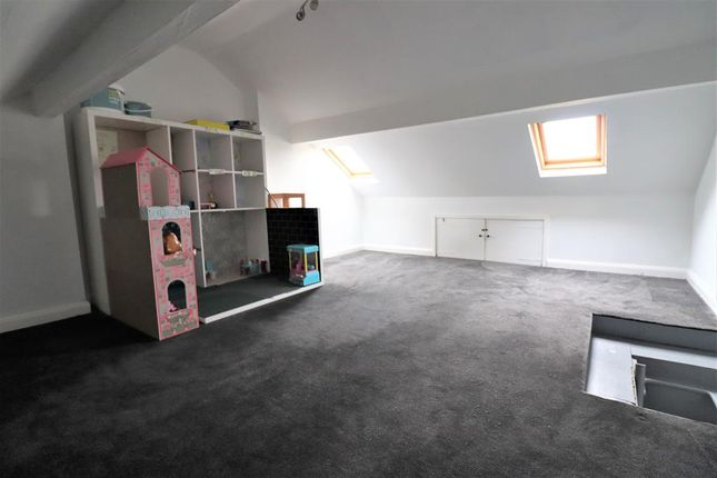 Attic Room of Park Road, Witton Park, Bishop Auckland DL14