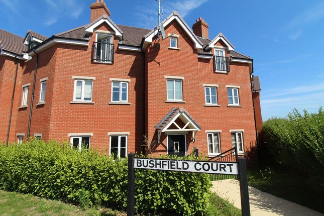 Thumbnail Flat to rent in Bushfield Court, Shortstown, Bedford