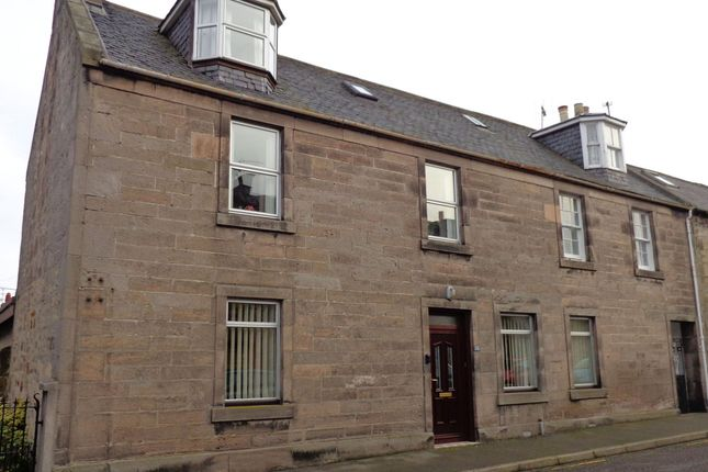 Thumbnail Flat for sale in 16 King Street, Elgin