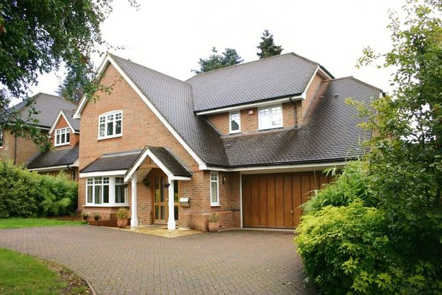 Thumbnail Detached house to rent in Chacombe Place, Beaconsfield