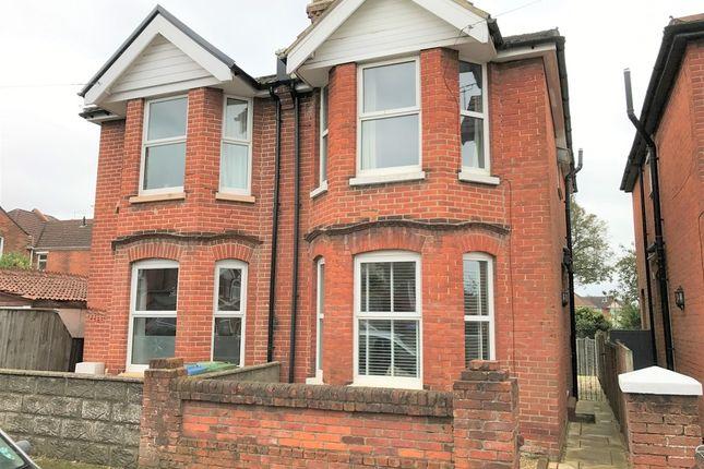 Thumbnail Semi-detached house to rent in Whitelaw Road, Southampton