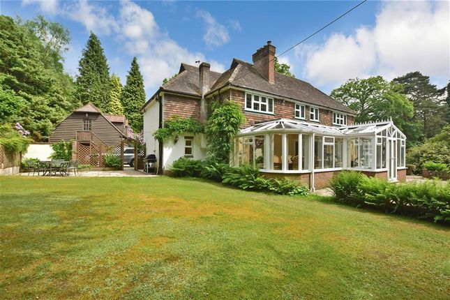 Thumbnail Detached house for sale in Copthorne Common, Copthorne, Crawley, West Sussex