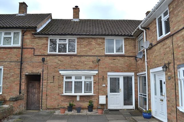 Thumbnail Terraced house for sale in Chapel Field, Newhall, Harlow