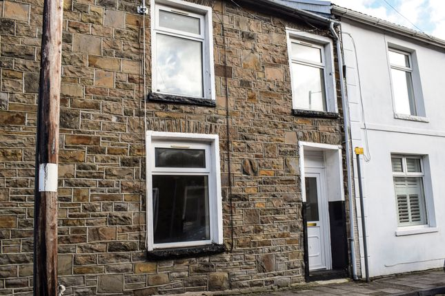 Thumbnail Terraced house to rent in Fountain Street, Ferndale