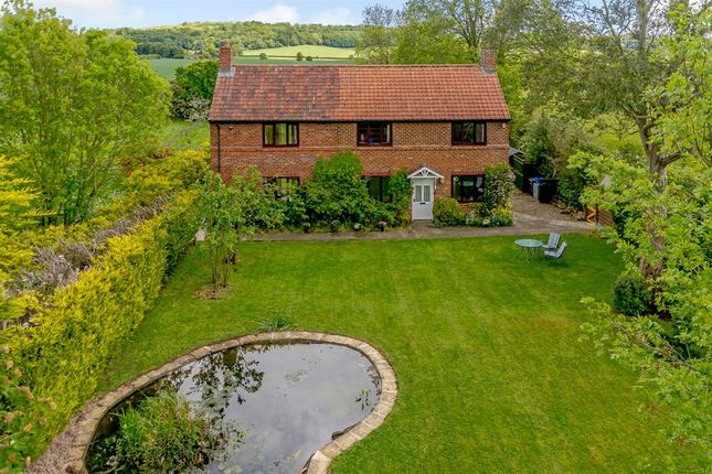 Thumbnail 3 bed detached house for sale in Brandsby, York