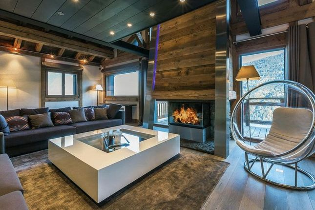 Thumbnail Chalet for sale in Meribel - 4 Bedroom Chalet, Three Valleys, Meribel