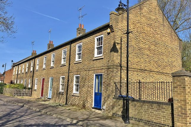 Thumbnail End terrace house for sale in Government Row, Enfield
