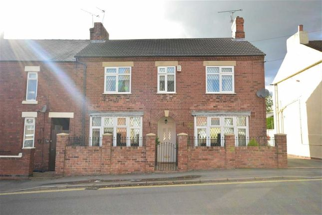 Thumbnail Detached house for sale in Heanor Road, Codnor, Ripley