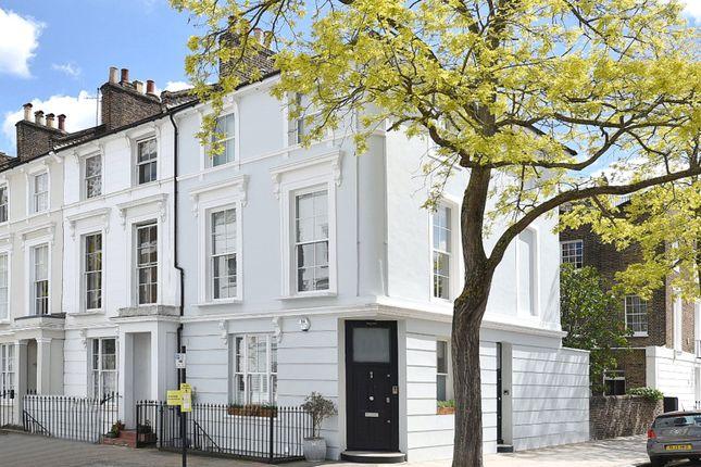 Thumbnail Maisonette for sale in Edis Street, Primrose Hill, London