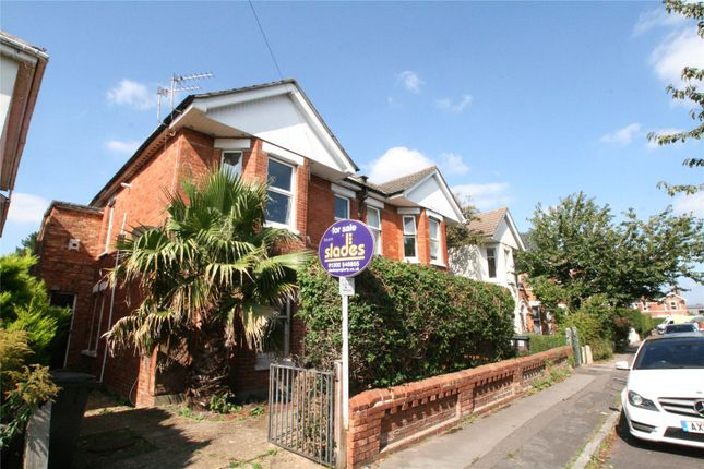 Thumbnail Flat for sale in Fortescue Road, Bournemouth