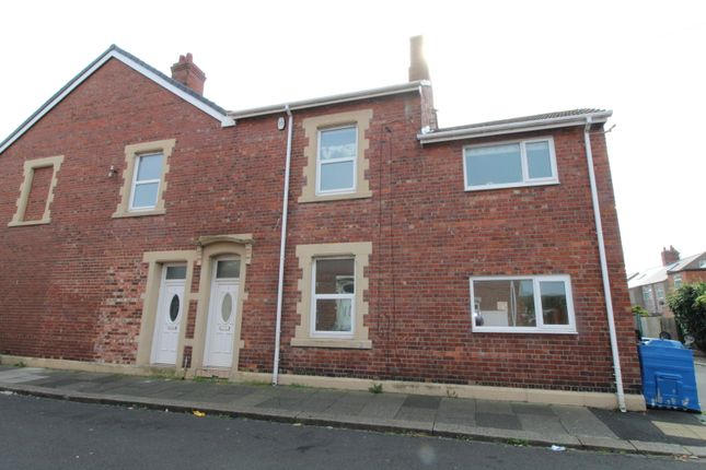 Thumbnail Maisonette to rent in Grantham Street, Blyth
