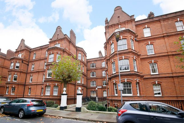 Thumbnail Flat for sale in Ruskin Mansions, Queens Club Gardens, London
