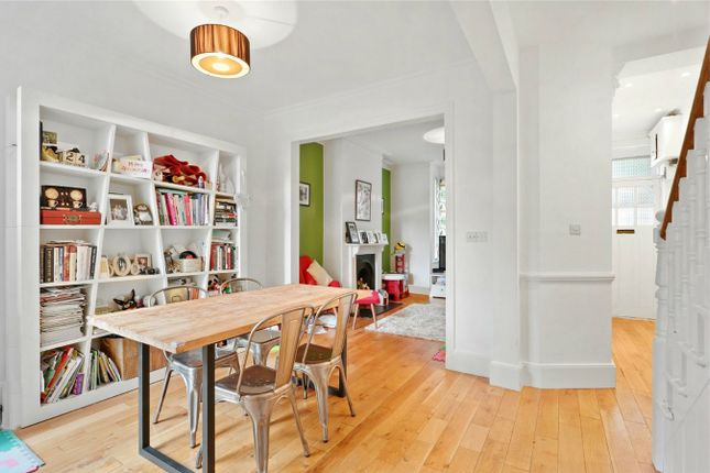 Thumbnail Terraced house to rent in Steele Road, London