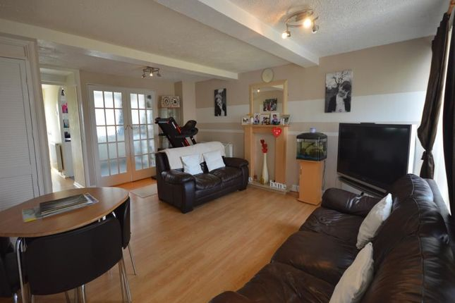 Thumbnail Terraced house to rent in Langley Crescent, Plymouth