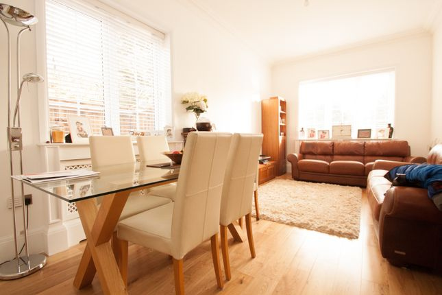 Thumbnail Flat to rent in Great North Road, Barnet