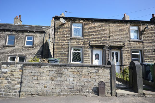 Thumbnail End terrace house to rent in Sude Hill, New Mill, Holmfirth