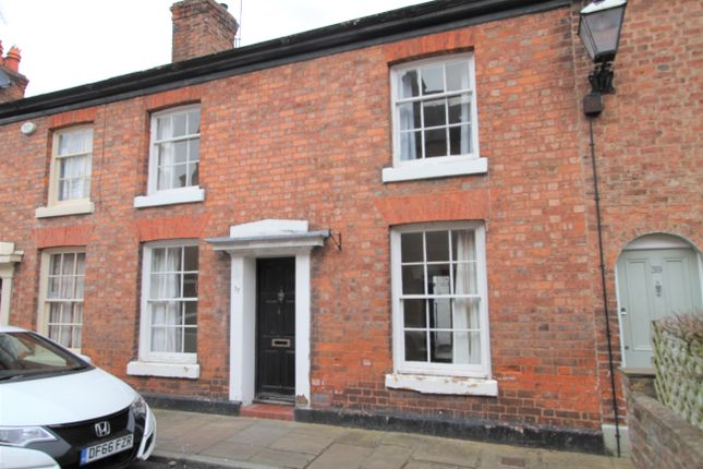 2 bed terraced house to rent in Pyecroft Street, Chester, Cheshire CH4