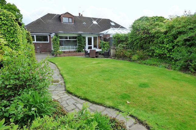 Thumbnail Semi-detached bungalow for sale in Brindle Road, Bamber Bridge, Preston