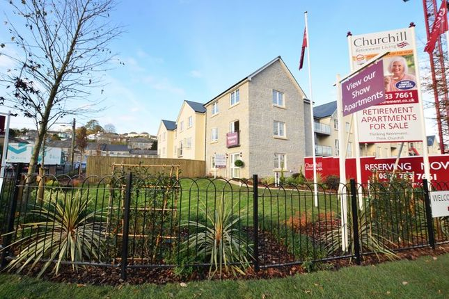 Thumbnail Flat for sale in Plymouth Road, Tavistock