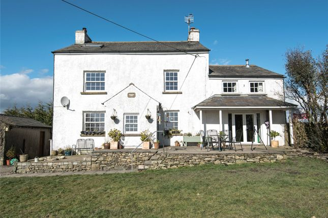 Thumbnail Detached house for sale in Ellenwray Farmhouse, Popplemire Lane, Old Hutton, Kendal