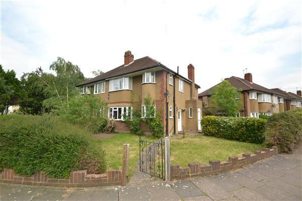 Thumbnail Maisonette to rent in Bedfont Lane, Feltham