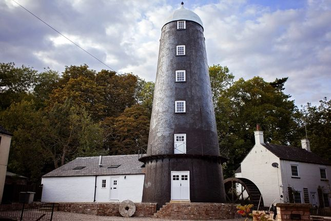 Thumbnail Farm for sale in Legbourne Mill, Mill Lane, Louth, Lincolnshire