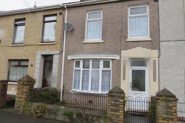Thumbnail Terraced house for sale in Mansel Street, Burry Port