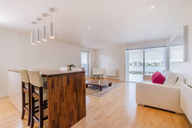 Thumbnail Flat to rent in Erebus Drive, Woolwich, London