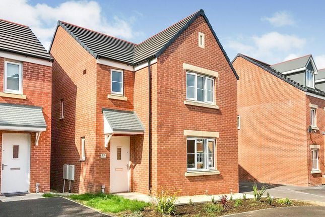 Thumbnail Detached house for sale in Llwyngwern, Pontarddulais, Swansea