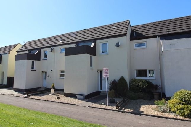Thumbnail Terraced house for sale in Devilla Court, Prestwick