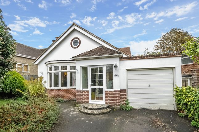 Thumbnail Bungalow to rent in Bartlett Road, Salisbury