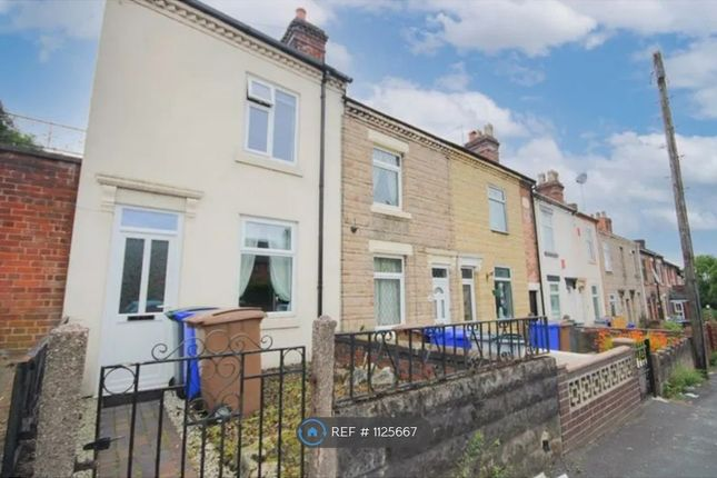 3 bed terraced house to rent in Werrington Road, Stoke-On-Trent ST2
